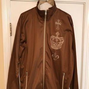 Sean John Men's Brown Jacket
